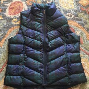 Land's End Woman's Puffer Vest